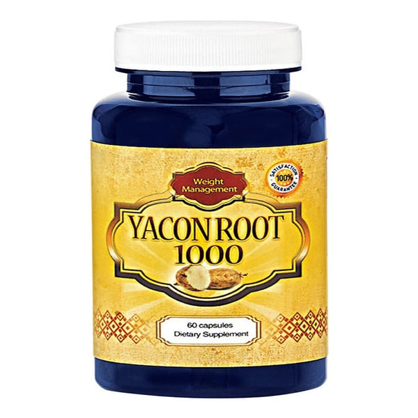 Totally Products Yacon Root Extract Natural Weight Loss Supplement