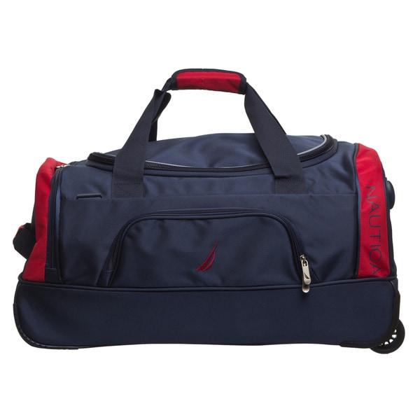 Nautica Byron Bay 24-inch Wheeled Duffel Bag