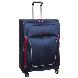 Nautica Byron Bay 28-inch Large Spinner Upright Suitcase