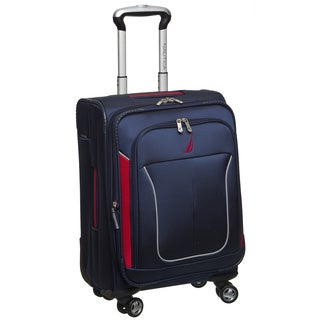 Nautica Byron Bay 20-inch Carry On Spinner Upright Suitcase