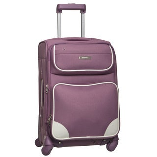 Nine West Rendezvous 20-inch Carry On Spinner Upright Suitcase