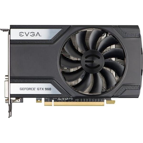 EVGA GeForce GTX 960 Graphic Card - 1.22 GHz Core - 1.28 GHz Boost Cl
