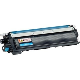 eReplacements Compatible Cyan Toner for Brother TN210C