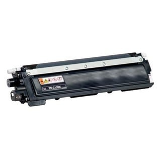 eReplacements Compatible Black Toner for Brother TN210BK