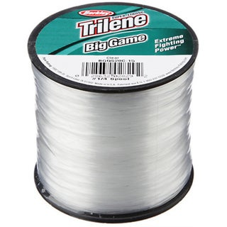 Berkley Trilene Big Game Clear Monofilament Line