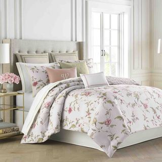 Wedgwood Sweet Plum 4-piece Comforter Set