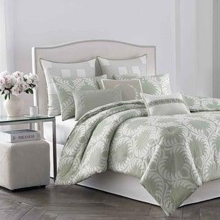 Wedgwood Laurel Leaves Comforter Set