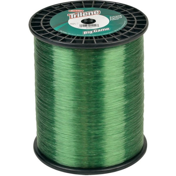 Berkley Trilene Big Game Green Monofilament Line