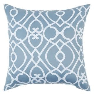 Dream 26-inch Blue 100-percent Cotton Euro Sham (Set of 2)
