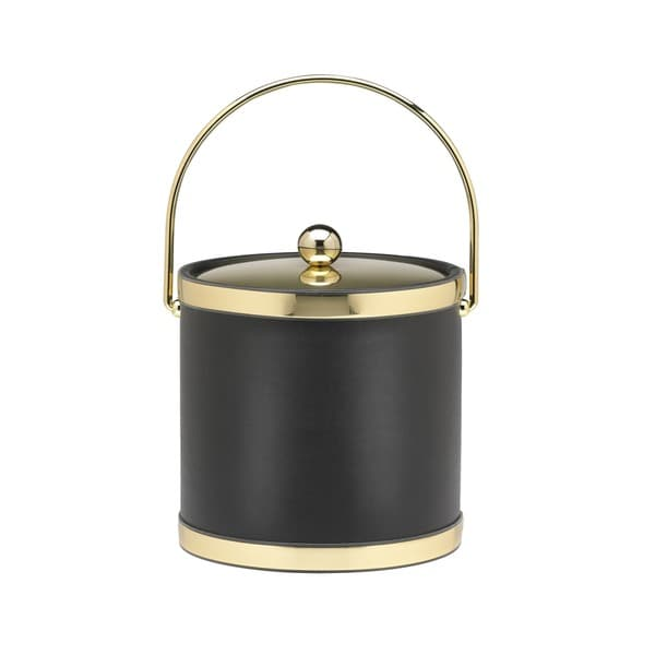 Sophisticates 3-quart Metal Lid Ice Bucket