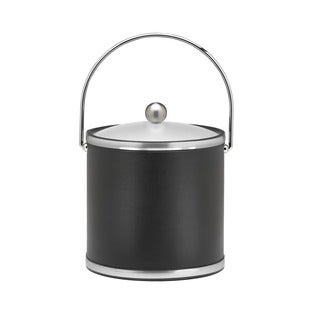 Sophisticates 3-quart Ice Bucket with Lucite Lid