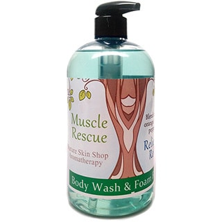Aromatherapy Muscle Rescue Shower/ Bath Gel