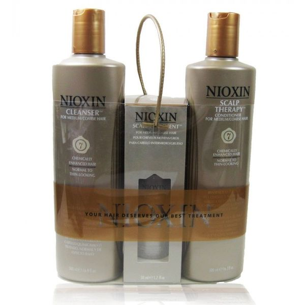 Nioxin System 7 3-piece Gift Set 14794215