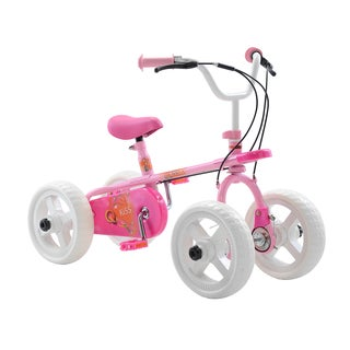 Quadrabyke Kiss Convertible Bicycle