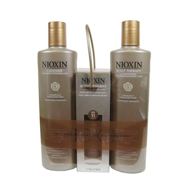 Nioxin System 8 3-piece Hair Kit