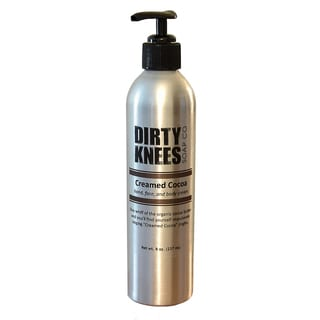 Dirty Knees 8-ounce Creamed Cocoa Hand Face and Body Lotion