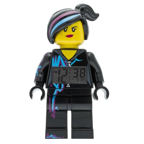 LEGO Movie 'Wyldstyle' Kid's Moveable Minifigure Alarm Clock