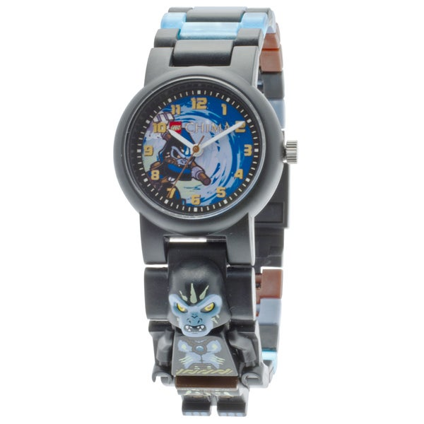 LEGO Legends of Chima Gorzan Kid's Interchangeable Links Watch