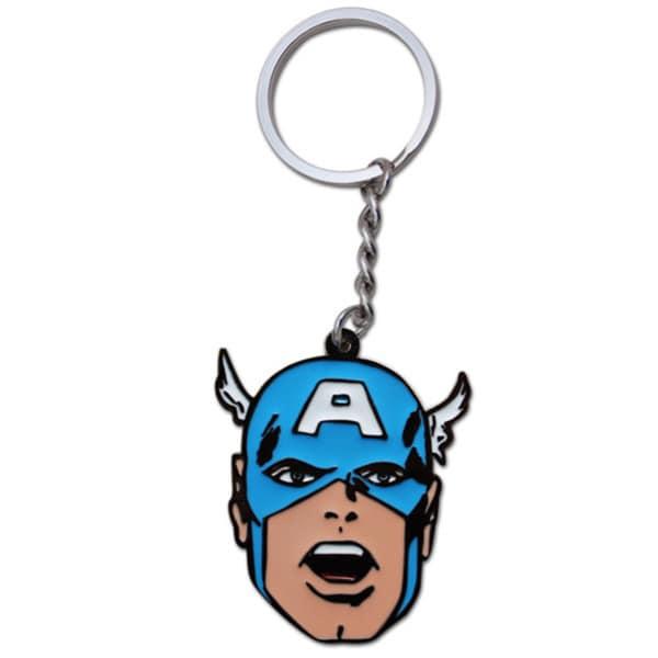 Captain America Key Chain