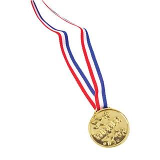 Plastic USA Gold Winner Medal