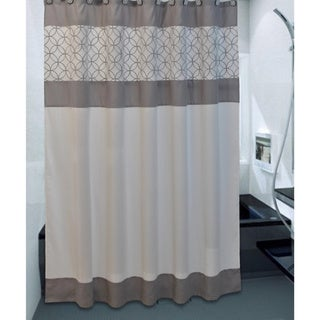 Sherry Kline Fresh Shower Curtain and Hook Set