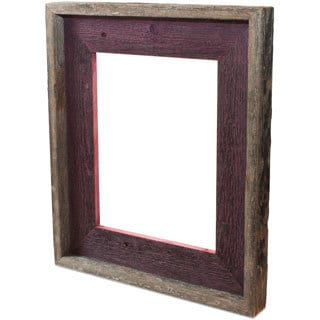 The Natural Cherry Blossom Recycled/ Reclaimed Wood 5-inch x 7-inch Frame