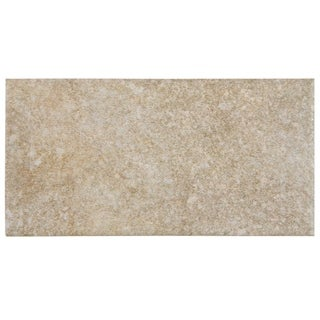 SomerTile 3x6-inch Corcity Taupe Ceramic Wall Tile (Case of 44)