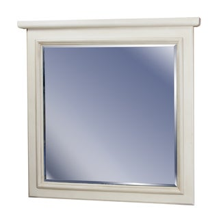 "Tuscany Maple Wall Mirror (30"" x 30"")"