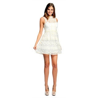 Sara Boo Women's Romantic Lace Dress