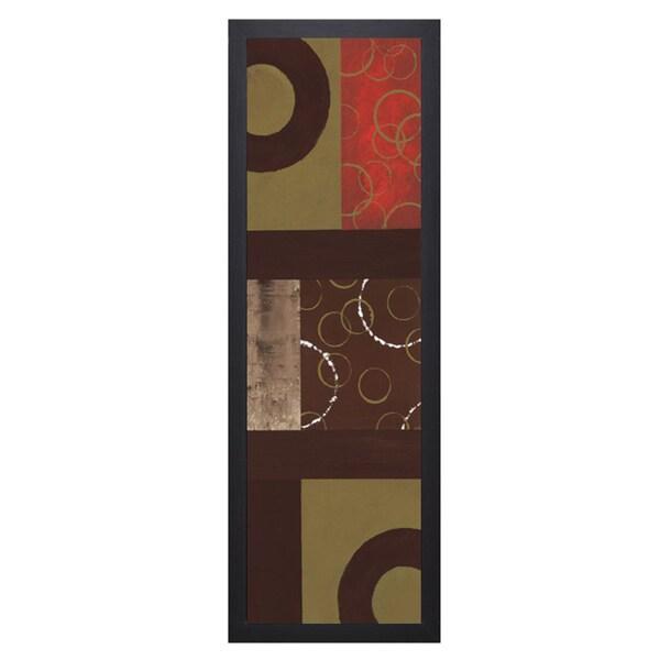 Earl Kaminsky 'Mix 'n' Match lI' Framed Art Print
