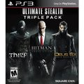 PS3 - Ultimate Stealth Triple Pack (Thief/Hitman: Absolution/Deus Ex: Human Revolution)