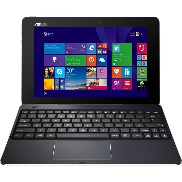 Asus Transformer Book T100 Chi T100CHI-C1-BK 64 GB Net-tablet PC - 10