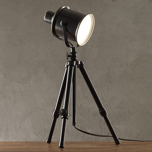 Mid Century Living Director S Adjustable Tripod 1 Light