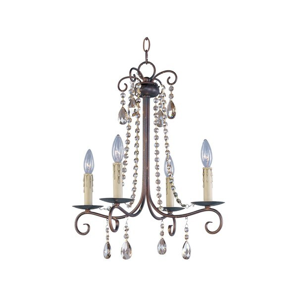 Adriana 4-light Chandelier