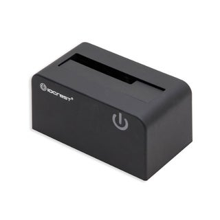 IOCrest USB 3.0 Docking Station for 2.5-inch and 3.5-inch SATA III HDD