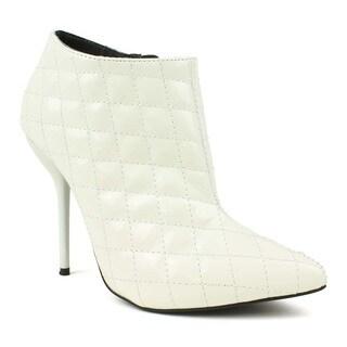 Fahrenheit Women's Zara-10 Pointed-toe Stiletto Heel Booties