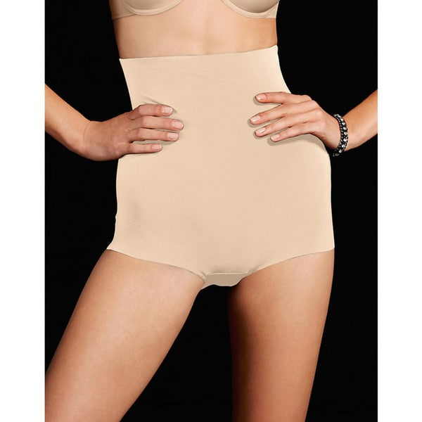 Maidenform Sleek Smoothers Hi-Waist Boyshort 14802312