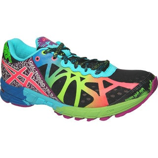 Asics Women's 'Gel Noosa Tri 9' Multicolored Running Shoes