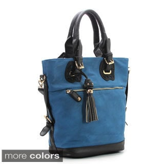 Royal Lizzy Couture Arbre Or Tote
