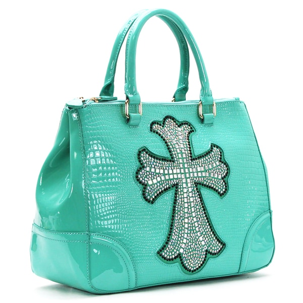 Buffalo Fandango Tulipe Cross Studded Bag