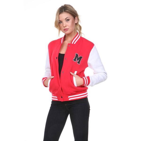 Stanzino Women's Varsity Jacket