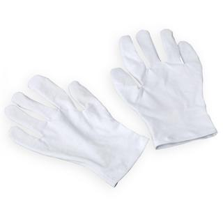 Adult White Costume Gloves (Pair)