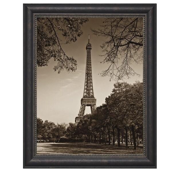 Watt Boyce/ J. Maihara 'An Afternoon Stroll-Paris lI' Framed Artwork