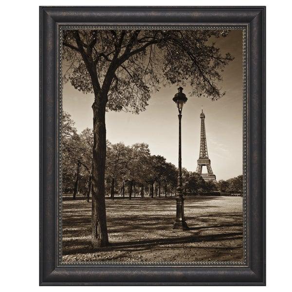 Watt Boyce/ J. Maihara 'An Afternoon Stroll-Paris l' Framed Artwork