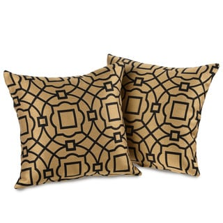 Newcastle Decorative 20-inch Throw Pillows (Set of 2)