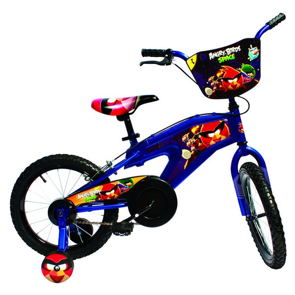 CFG Street Flyers Angry Birds B16 Kids Bicycle