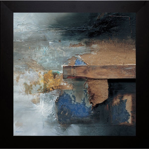 Fausto Minestrini 'Daydream' Framed Artwork