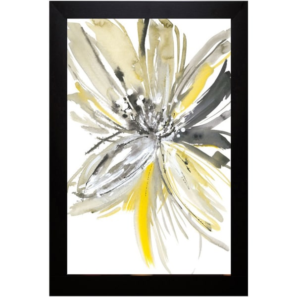 Rebecca Meyers 'A Sunny Bloom' Framed Artwork