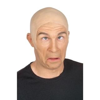 Latex Bald Head Cap Costume Accessory
