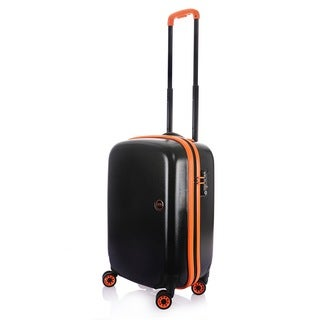Lojel Nimbus 22-inch IPX-3 Waterproof Hardside Carry-on Upright Spinner Suitcase